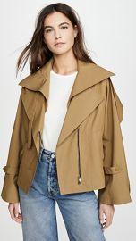3 1 Phillip Lim Detachable Collar Jacket at Shopbop
