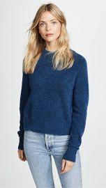 3 1 Phillip Lim Inset Shoulder Pullover Sweater at Shopbop