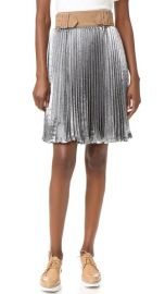 3 1 Phillip Lim Sunburst Pleated Skirt at Shopbop