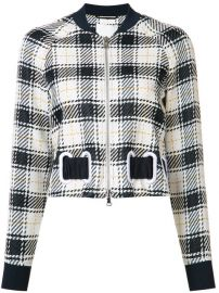 3 1 Phillip Lim Surf Plaid Bomber  1 305 - Shop SS17 Online - Fast Delivery  Price at Farfetch