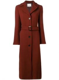 3 1 Phillip Lim Tailored Belted Coat - Farfetch at Farfetch