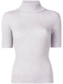 3 1 Phillip Lim Turtleneck short-sleeved Sweater - Farfetch at Farfetch