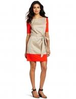 Colorblock dress like Robin's top at Amazon
