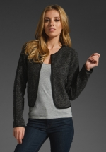 Tweed blazer like Zoes at Revolve