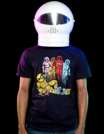 The Madness of Mission 6 Tshirt at Threadless