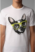 Dog shirt at Urban Outfitters