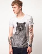Bear shirt at Asos