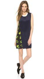 31 Phillip Lim Layered Mix Print Dress at Shopbop