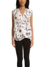 31 Phillip Lim floral blouse at Blue & Cream