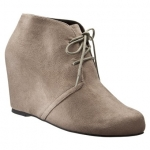 Taupe wedges like Zoes at Target