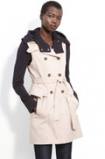 Mcginn Convertible Belted Trench at Nordstrom