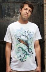 Similar shirt to Abeds at Threadless