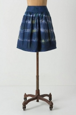 Tie dye skirt like Zoes at Anthropologie