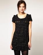 Black dress like Serena's at Asos