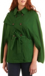Green cape like Blairs at Modcloth