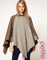 Beige cape like Serenas at Asos