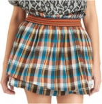 Serena's plaid skirt on Gossip Girl at Barneys