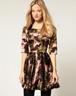 Printed dress like Blairs at Asos