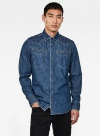 3301 Clean Slim Shirt by G-Star Raw at G-Star