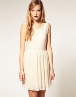 Lace dress like Magnolias at Asos