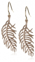 Feather earrings like Zoes at Endless