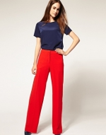 Red pants like Lemons at Asos