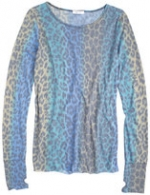 Blue patterned shirt like Pennys at Delias