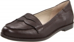 Dark brown loafers like Amys at Endless