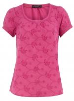 Pink patterned shirt like Pennys at Dorothy Perkins