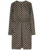 Rachel Bilsons polka dot coat on Hart of Dixie at My Theresa