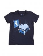 Abed's rhino shirt at Threadless