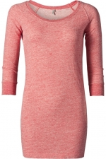 Lily's pink sweaterdress at My Fashion Favourites