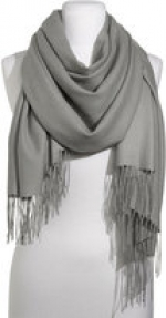 Grey scarf like Serenas at Nordstrom