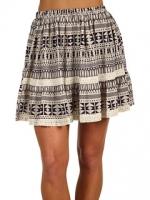 Printed skirt like Serenas at Zappos