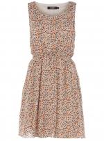 Tiny floral print dress at Dorothy Perkins