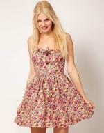Floral dress like Bernadettes at Asos
