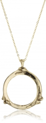 Circle necklace like Magnolias at Endless