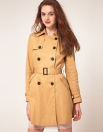 Trench coat like Zoes at Asos