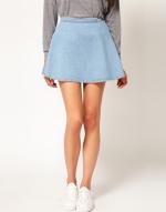 Denim skirt like Annies at Asos
