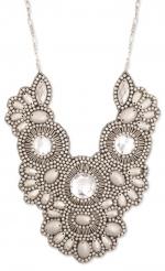 Bib style necklace like Lemons at Chloe and Charlie