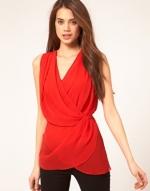 Red top like Serenas at Asos