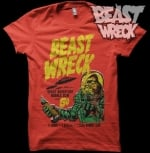 Abed's beast wreck shirt at Beastwreck