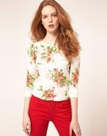Floral cardigan like Annies at Asos