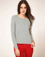 Striped top like Brittas at Asos
