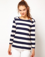 Striped top like Robins at Asos