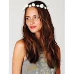 Flower crown like Hannas at Free People