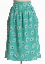 Green skirt like Arias at Ruche