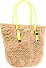 Hanna's straw tote bag at Amazon