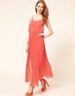 Orange maxi dress like Spencers at Asos