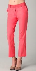 Hanna's pink pants at Shopbop